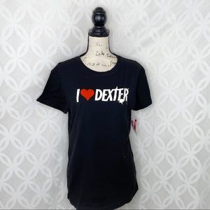 5 for $25| Showtime I heat Dexter Tee NWT